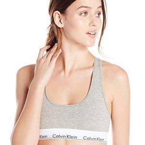 Calvin Klein Cotton Bralettes Various Colors